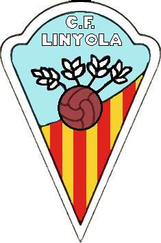Escudo de C.F. LINYOLA (CATALUNHA)