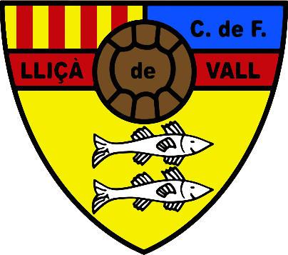 Escudo de C.F. LLIÇA DE VALL (CATALUÑA)