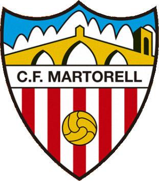 Escudo de C.F. MARTORELL (CATALUÑA)