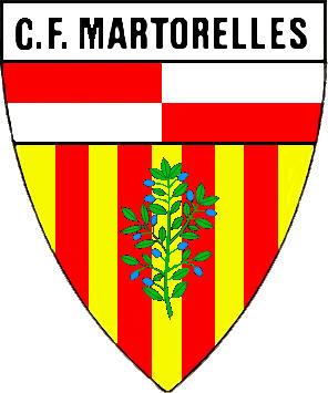 Escudo de C.F. MARTORELLES (CATALUÑA)
