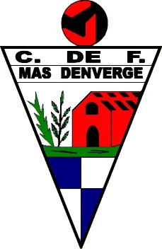 Escudo de C.F. MASDENVERGE (CATALUÑA)
