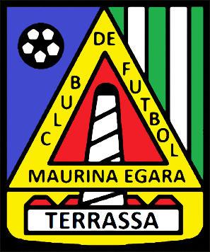 Escudo de C.F. MAURINA EGARA (CATALUÑA)