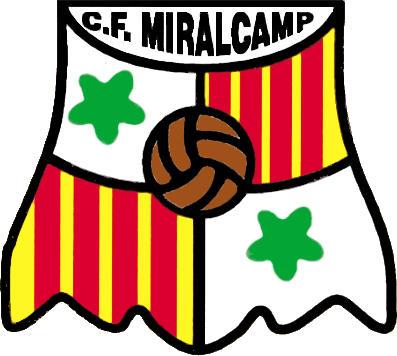 Escudo de C.F. MIRALCAMP (CATALUÑA)