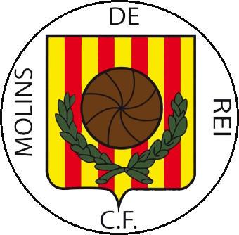 Escudo de C.F. MOLINS DE REI (CATALUÑA)