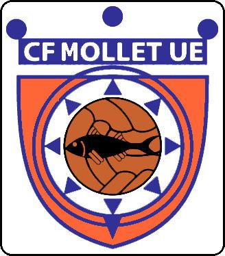 Escudo de C.F. MOLLET UE (CATALUÑA)