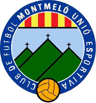 Escudo de C.F. MONTMELÓ U.E. (CATALUÑA)