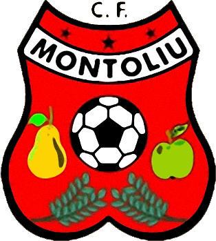 Escudo de C.F. MONTOLIU (CATALUÑA)