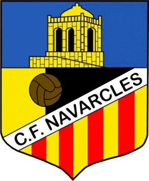 Escudo de C.F. NAVARCLES (CATALUÑA)