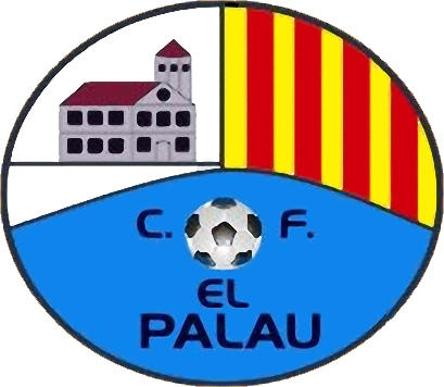 Escudo de C.F. PALAU ANGLESOLA (CATALUÑA)
