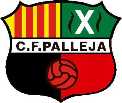 Escudo de C.F. PALLEJÁ (CATALUÑA)