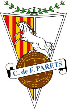 Escudo de C.F. PARETS (CATALUÑA)