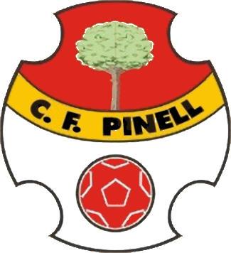 Escudo de C.F. PINELL (CATALUÑA)