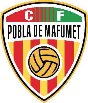 Escudo de C.F. POBLA DE MAFUMET-1 (CATALUÑA)