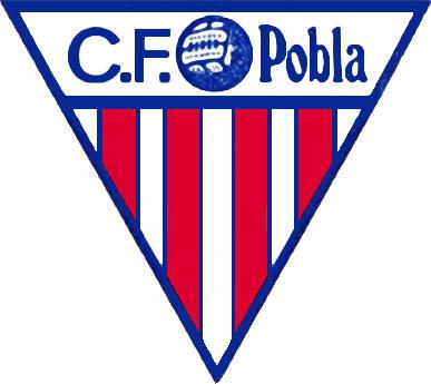 Escudo de C.F. POBLA DE SEGUR (CATALUÑA)