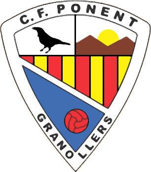Escudo de C.F. PONENT (CATALUÑA)