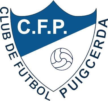 Escudo de C.F. PUIGCERDA (CATALUÑA)