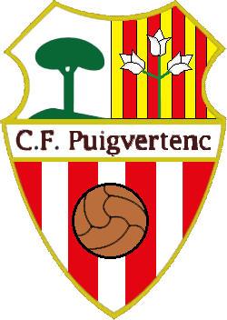 Escudo de C.F. PUIGVERTENC (CATALUÑA)