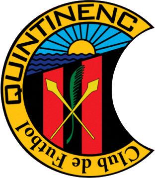 Escudo de C.F. QUINTINENC (CATALUÑA)