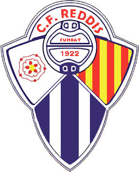 Escudo de C.F. REDDIS (CATALUÑA)