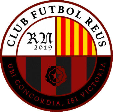 Escudo de C.F. REUS RN (CATALUÑA)