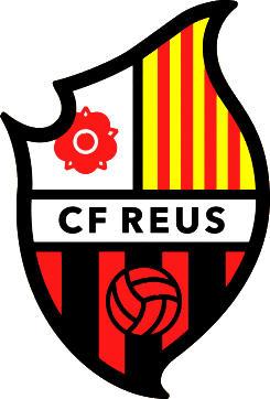 Escudo de C.F. REUS (CATALUNHA)