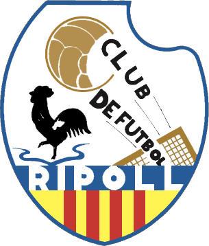 Escudo de C.F. RIPOLL (CATALUÑA)