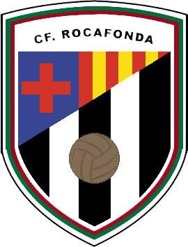 Escudo de C.F. ROCAFONDA (CATALUÑA)
