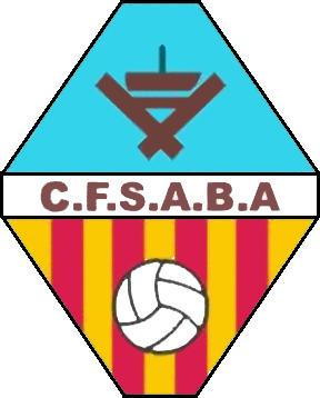 Escudo de C.F. SANT ANDREU DE LA BARCA A. (CATALUNHA)
