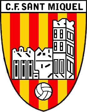 Escudo de C.F. SANT MIQUEL (CATALUÑA)