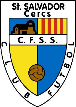 Escudo de C.F. SANT SALVADOR CERS (CATALUÑA)