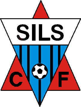 Escudo de C.F. SILS (CATALUÑA)