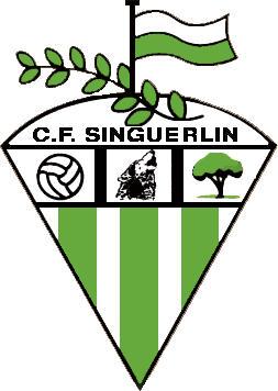 Escudo de C.F. SINGUERLIN (CATALUÑA)