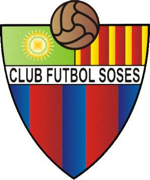 Escudo de C.F. SOSES (CATALUÑA)