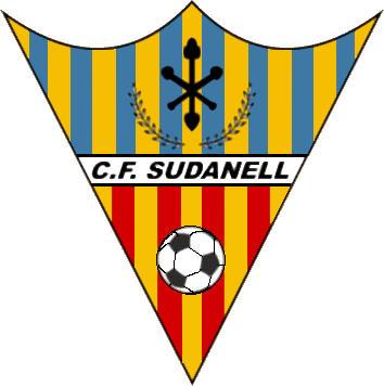 Escudo de C.F. SUDANELL (CATALUÑA)