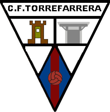 Escudo de C.F. TORREFARRERA (CATALUÑA)