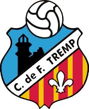 Escudo de C.F. TREMP (CATALUÑA)