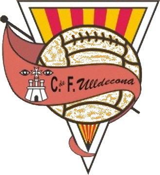Escudo de C.F. ULLDECONA (CATALUÑA)