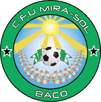 Escudo de C.F. UNIÓN MIRASOL-BACO (CATALUÑA)