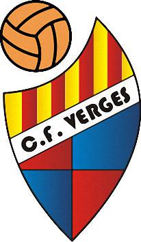Escudo de C.F. VERGES (CATALUÑA)