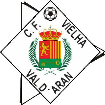 Escudo de C.F. VIELHA (CATALUÑA)