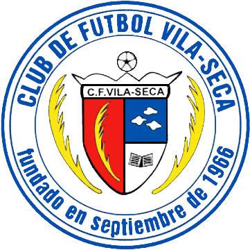 Escudo de C.F. VILA-SECA-2 (CATALUÑA)