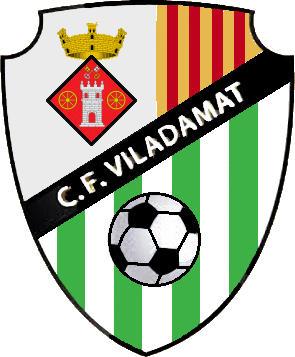 Escudo de C.F. VILADAMAT (CATALUÑA)