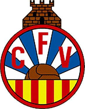 Escudo de C.F. VILANOVA  (CATALUNHA)