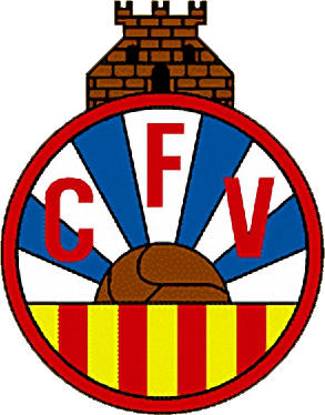 Escudo de C.F. VILANOVA  (CATALUÑA)