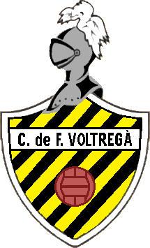 Escudo de C.F. VOLTREGÀ (CATALUÑA)