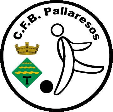 Escudo de C.F.B. 2012 PALLARESOS (CATALUÑA)
