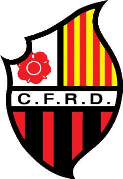 Escudo de C.F.REUS  (CATALUNHA)