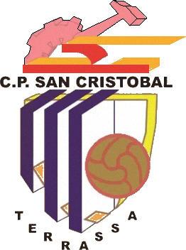 Escudo de C.P. SAN CRISTOBAL (CATALUÑA)