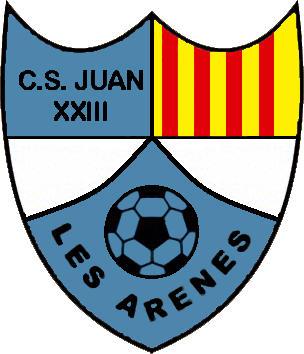 Escudo de C.S. JUAN XXIII (CATALUÑA)