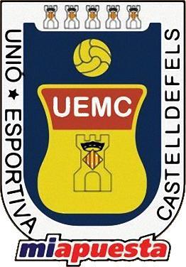 Escudo de CASTELLDEFELS U.E. (CATALUNHA)